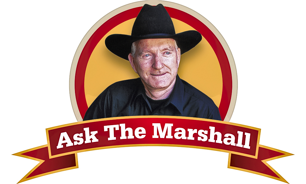 Ask the Marshall Billy the Kid