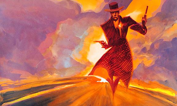 """Daily Whip Out: ""Wyatt Earp Super Marshal"""
