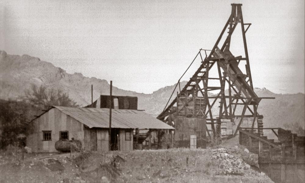 Vulture Mine Wickenburg