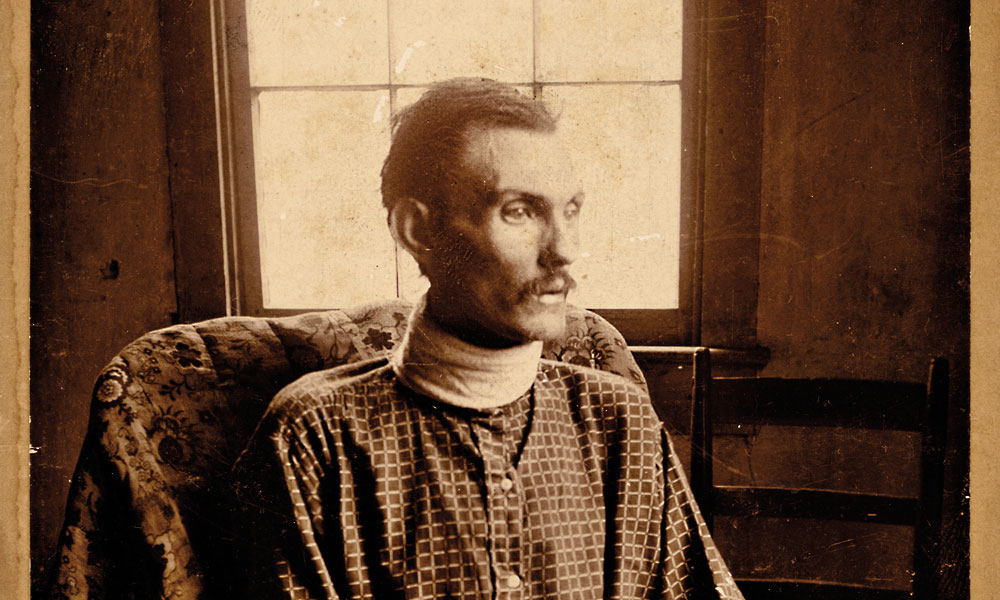 New Doc Holliday Photo