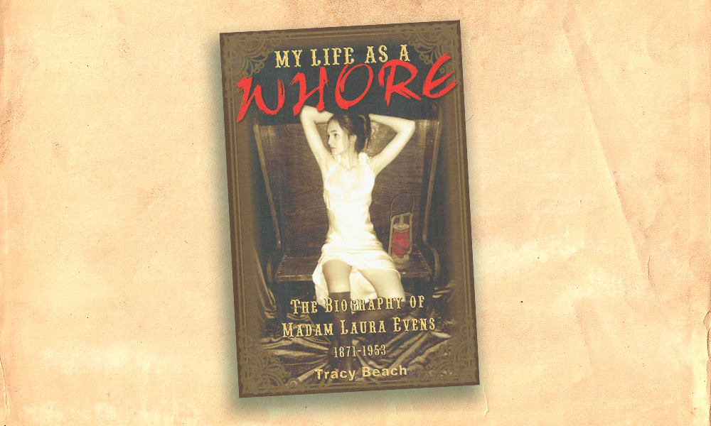 My Life as a Whore cover