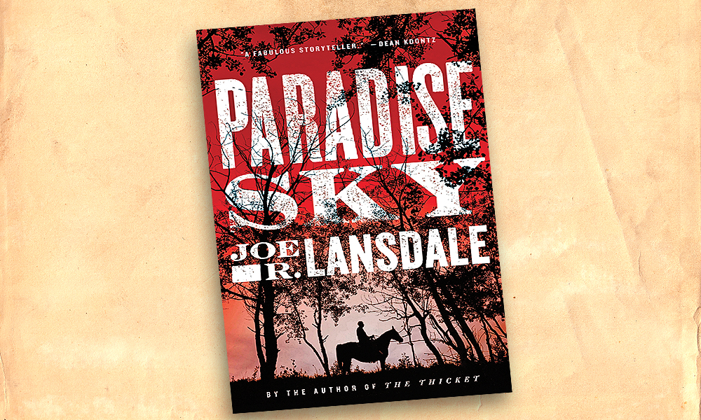Paradise Sky cover