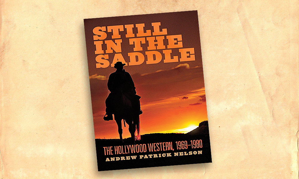 Still in the Saddle: The Hollywood Western Cover