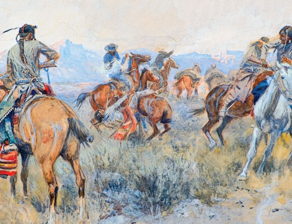 CTW-Lead_1910-watercolor-by-Charles-M-Russel