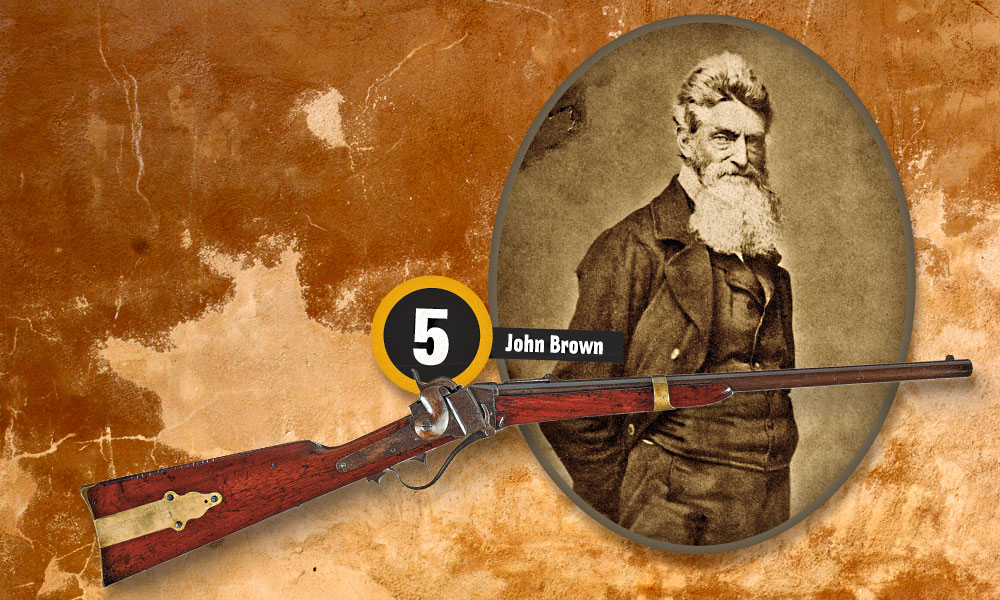 The 1853 slant-breech Sharps carbine