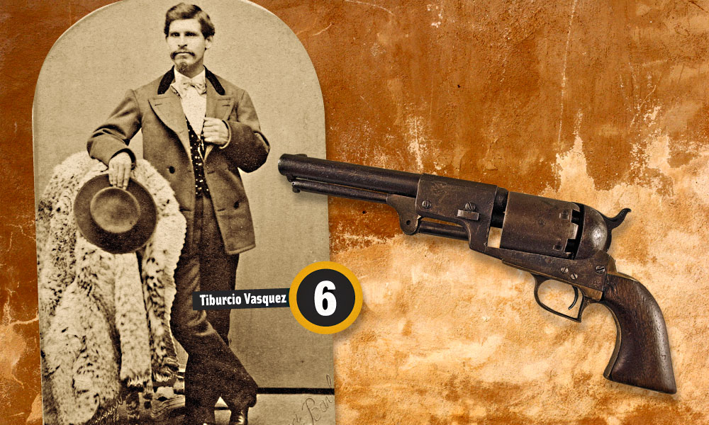 The Colt muzzle-loading percussion Dragoon Revolver