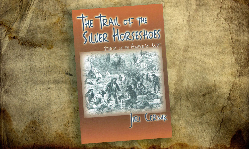Trail of Silver Horseshoes book cover