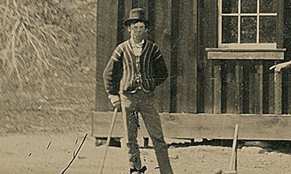 Billy the Kid Croquet photo