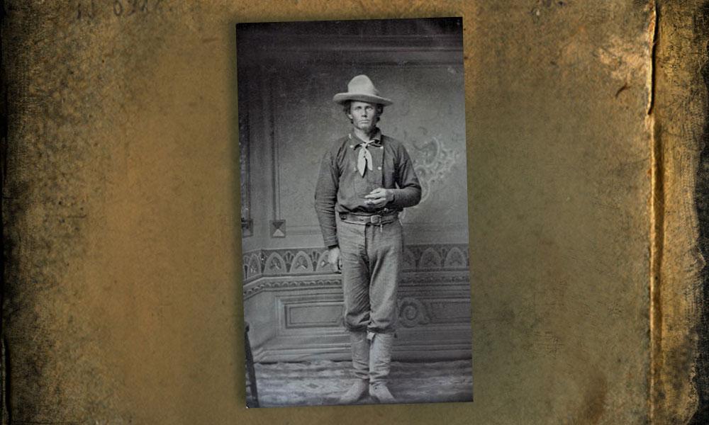 Dan Dedrick, Billy the Kid