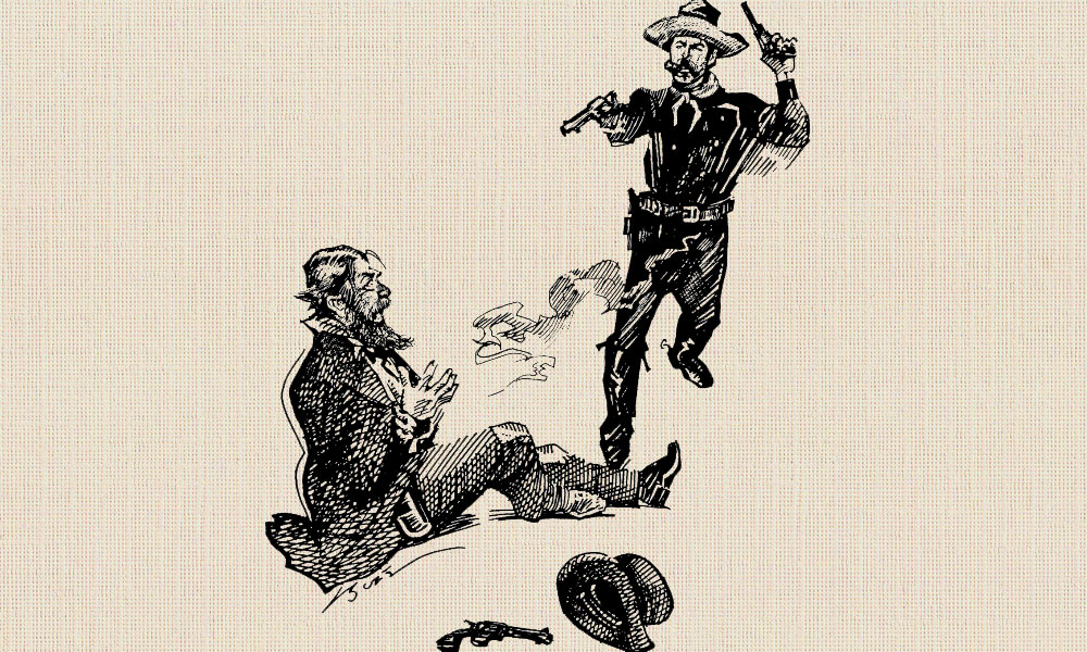 Disarming Outlaws