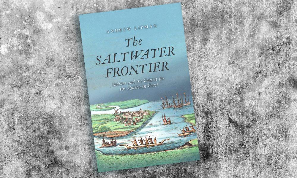 Saltwater Frontier book cover