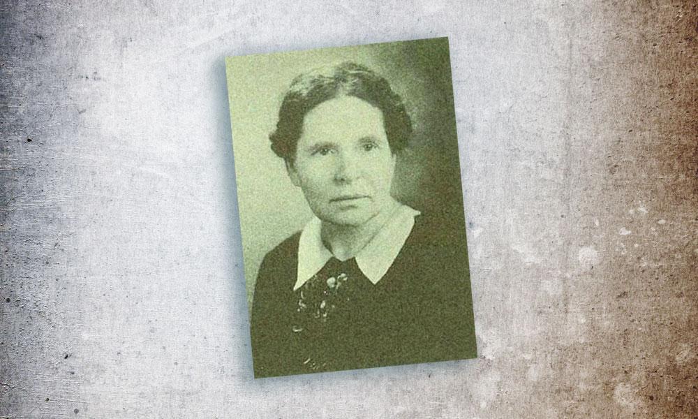 Wife of Bill Tilghman