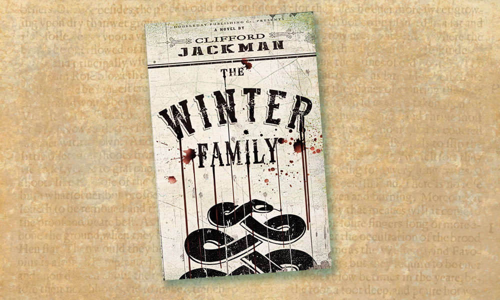 The Winter Family book cover