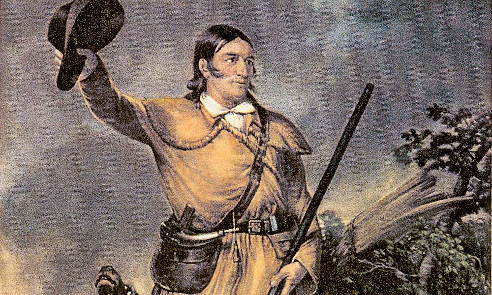 Davy Crockett Flinchlock Fever