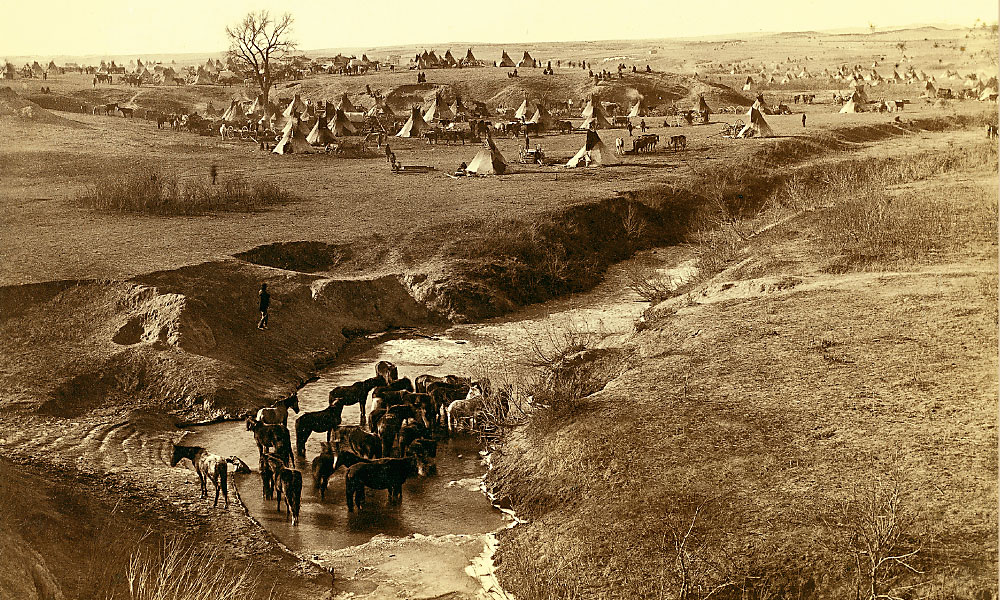 Wounded Knee Camp