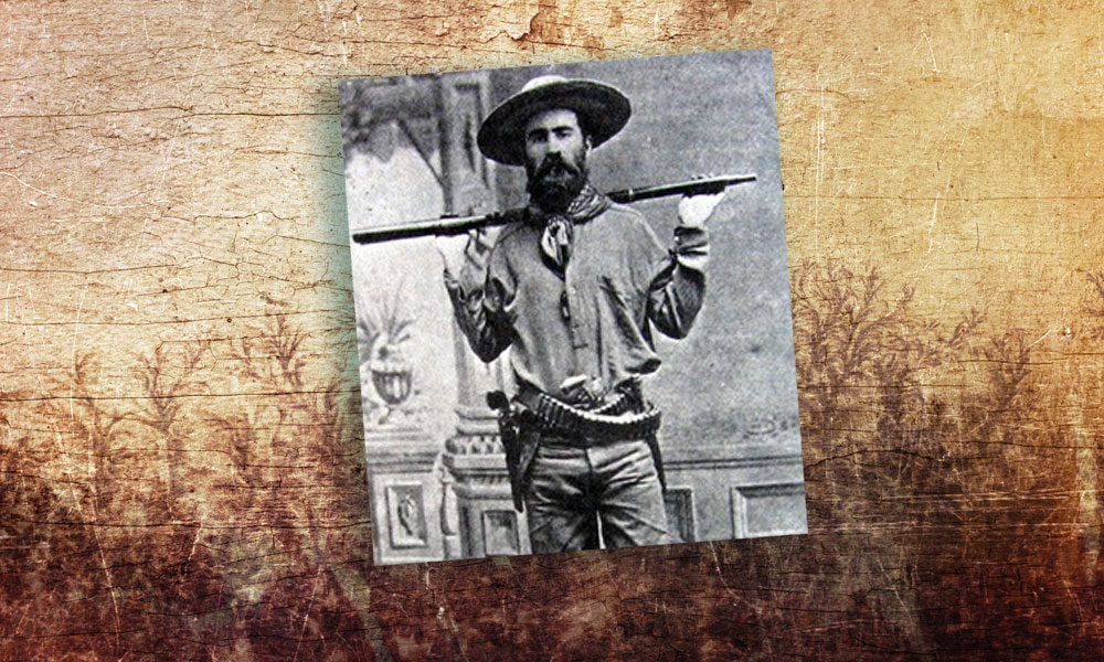 George Parsons in Tombstone