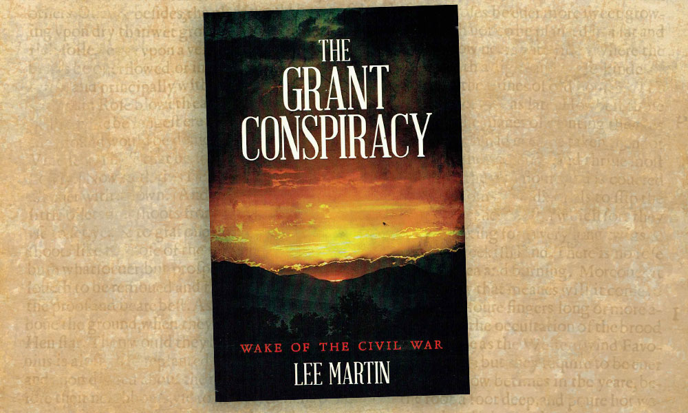 Grant Conspiracy book cover