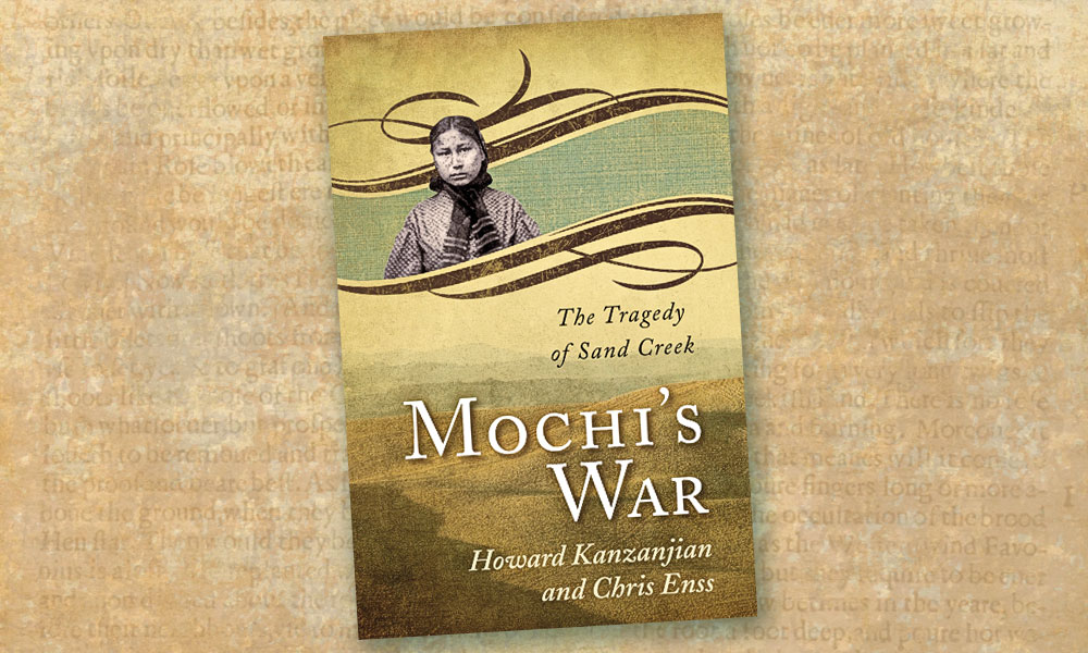 Mochi's War: The Tragedy of Sand Creek book cover