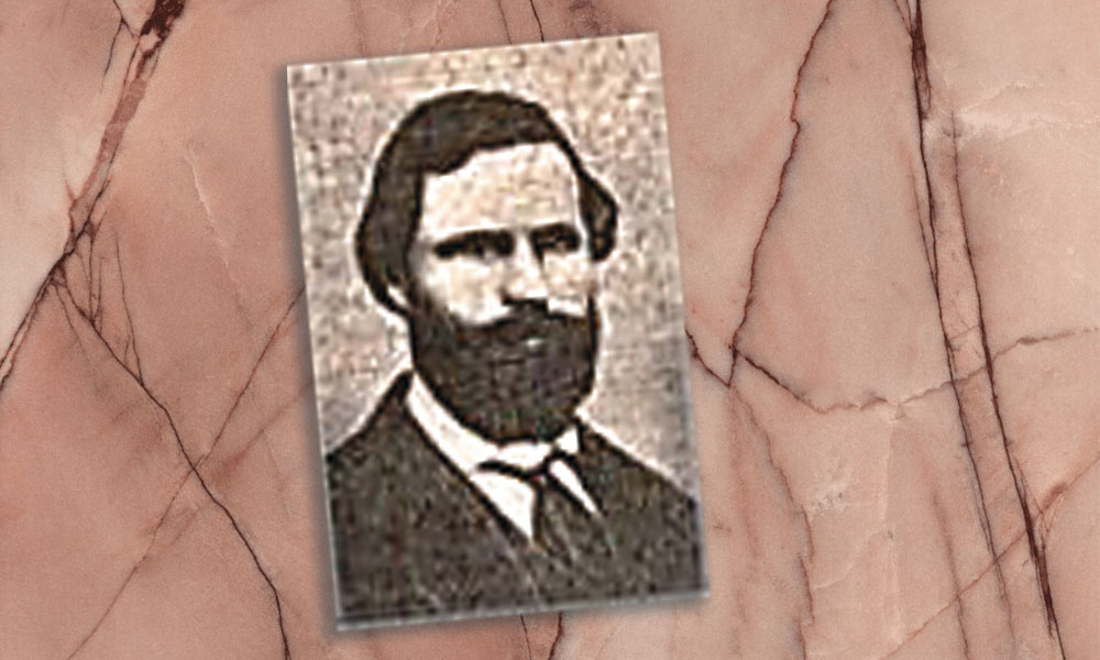 Robert Casey, killed by William Wilson