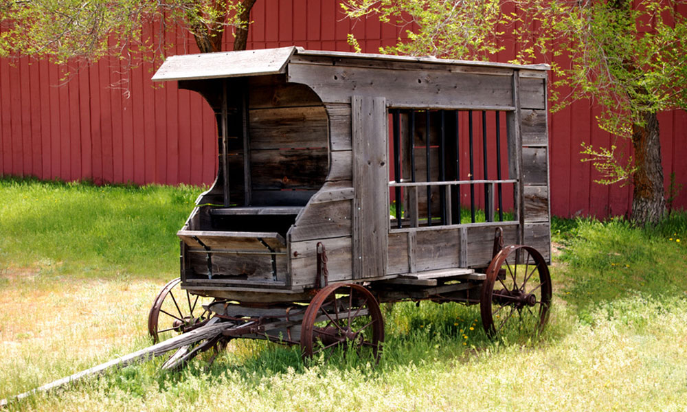 Tumbleweed Wagons