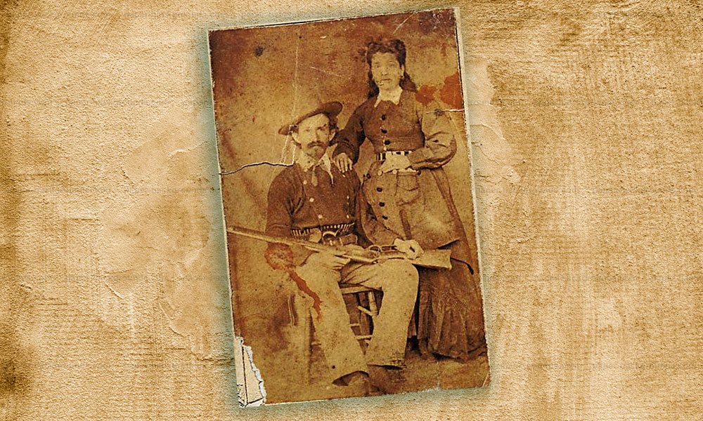 Charlie Bowdre and Wife