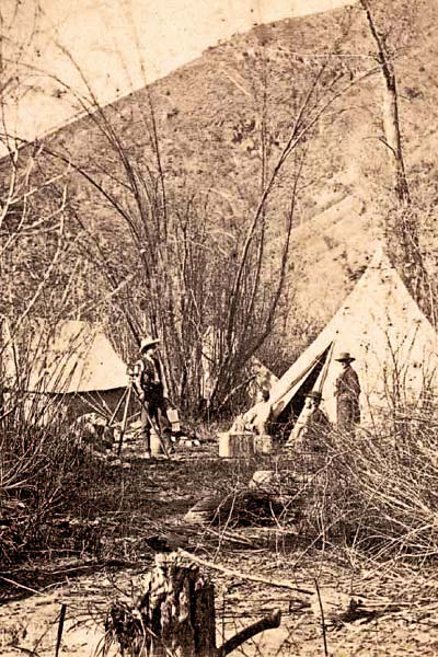 Surveyors_Union-Pacific-surveying-crew-camp-out-in-UT-Weber-County