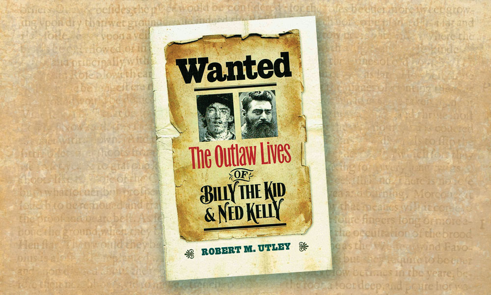 Billy the Kid and Ned Kelly