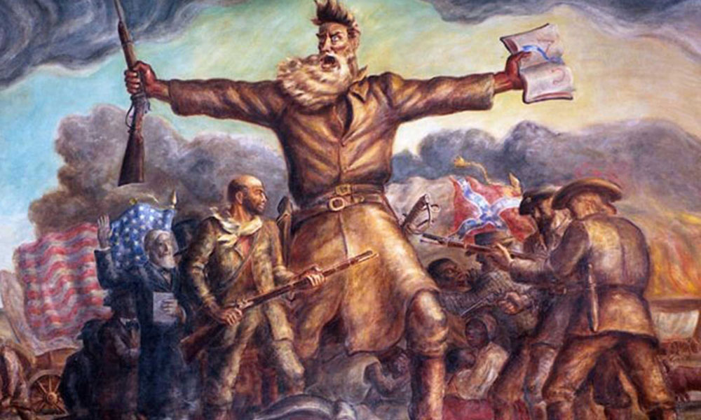 John Brown, Bleeding Kansas