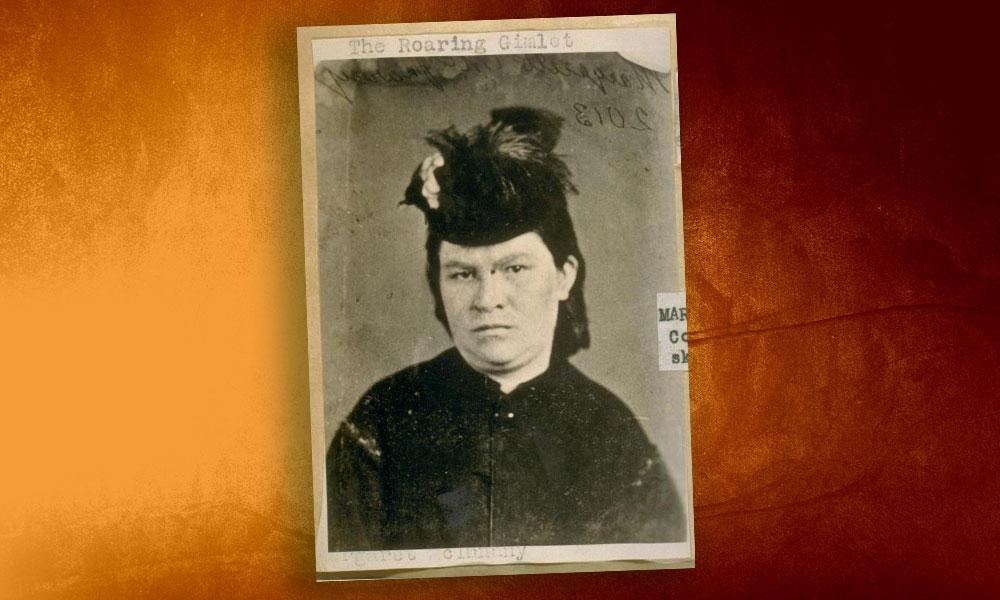 Maggie McInnarny of Barbary Coast