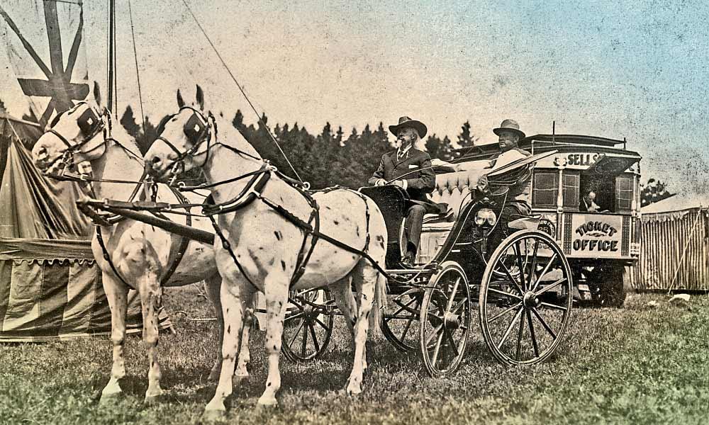 How to steal a wild west show true west magazine - Buffalo bills ticket office ...