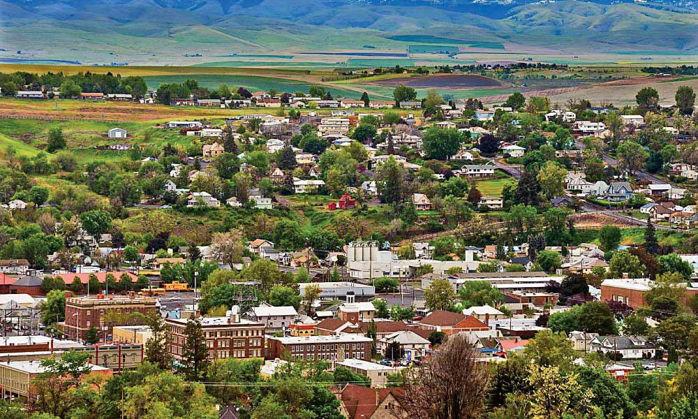 Pendleton, Oregon