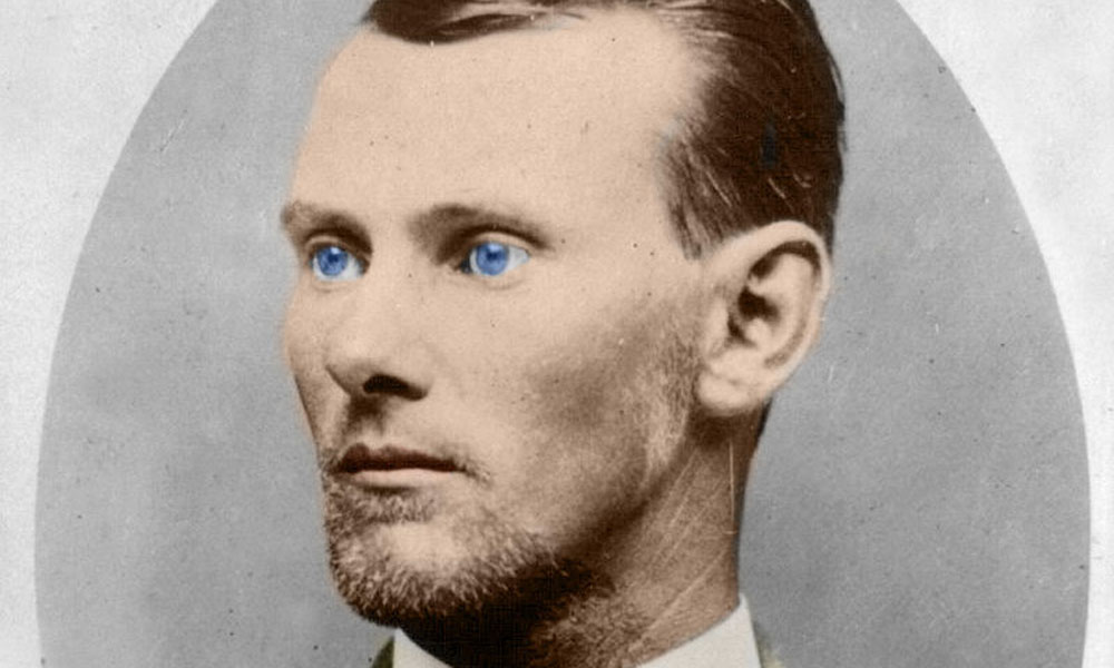 Was Jesse James Fighting To Bring Back The Confederacy