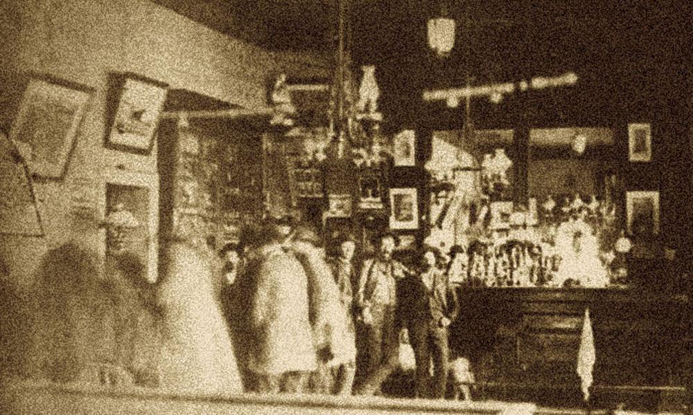 Centennial Saloon, Silver City, NM