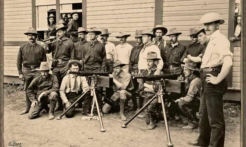 Colt Machine Guns