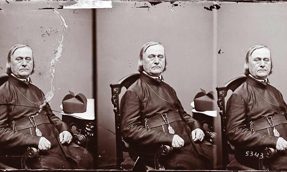 Father Pierre Jean De Smet