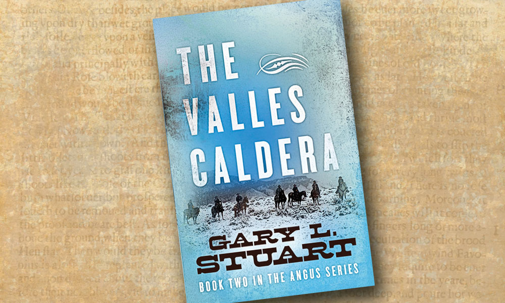 "book ""The Valles Caldera"" by Gary L. Sutart"