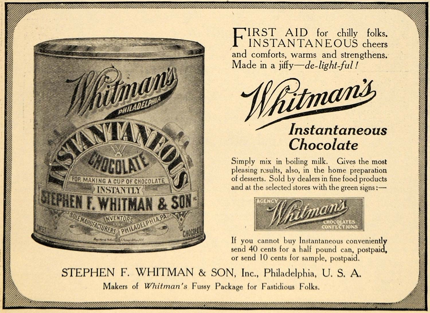 Whitman's Chocolate