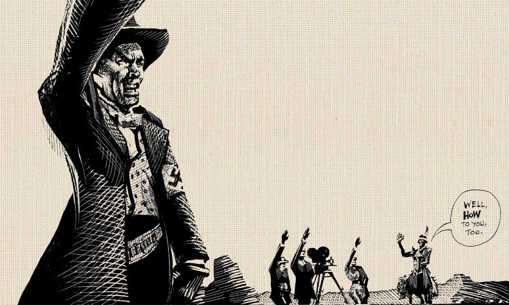 Nazi Cowboy