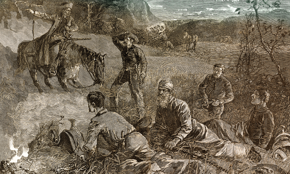 Harper's Weekly Illustration