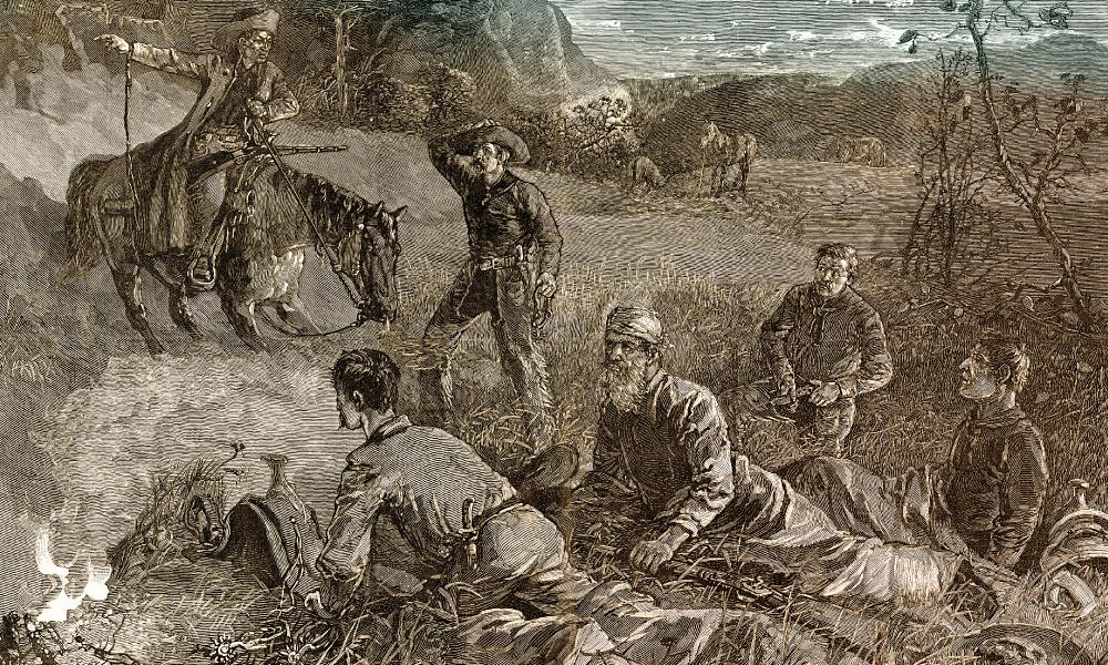 Harper's Weekly Illustration