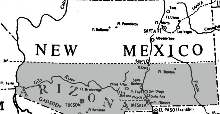 Gadsden-Purchase-map-blog