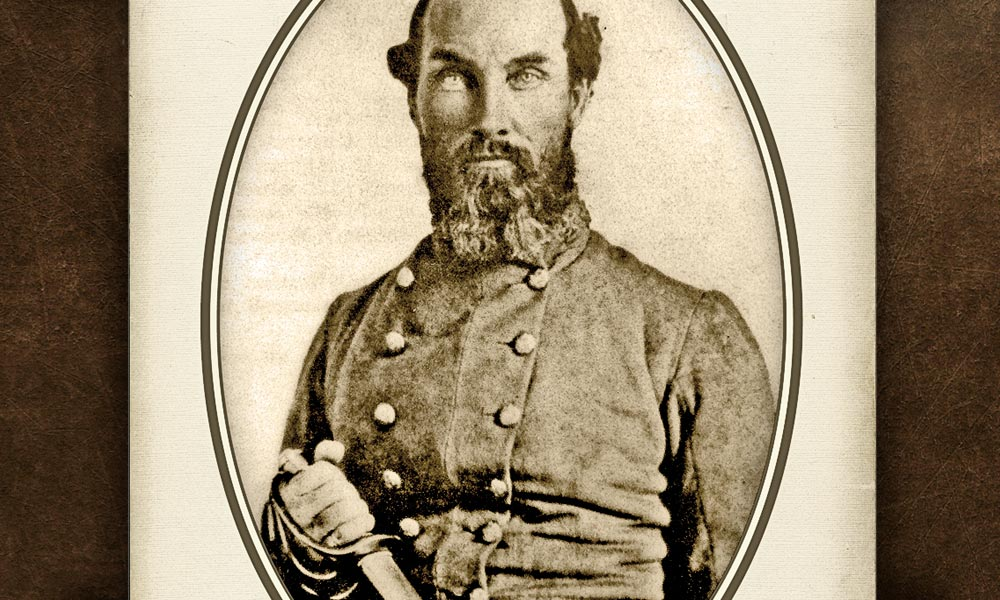 Confederate Lt. Col. John H. Baylor