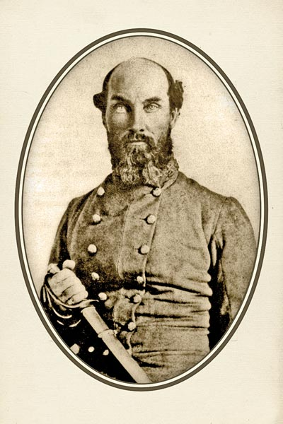 John Robert Baylor was an ambitious man, one who wanted position and power and recognition. He had shown that many times over between his move to Texas around 1835 and the start of the Civil War. The war gave him a chance to further his ambition. In 1861, Baylor became a Confederate lieutenant colonel and took over the Second Texas Mounted Rifles.