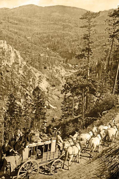 Deadwood Stage