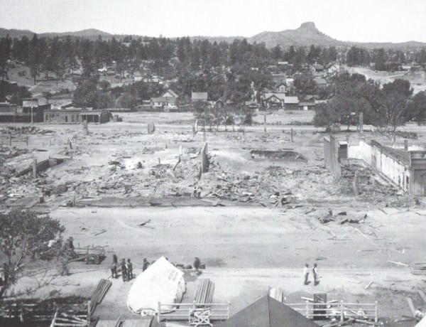 Image of Prescott Fire