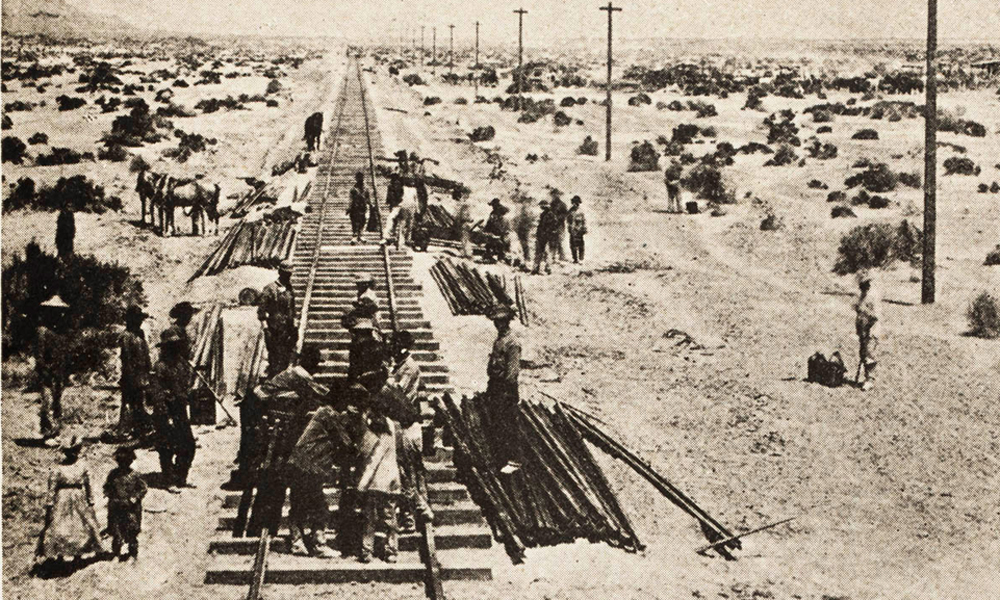 the significance in western railroad history The transcontinental railroad was one of the pacific railroads the term transcontinental means going across a continent and the transcontinental railroad enabled a journey on the transcontinental railroad from the eastern part of the united states all the way to the western part of the united .