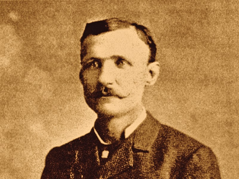 In a drunken stupor, Billy Thompson (pictured) aimed his firearm at a deputy and accidentally shot a man he respected, Sheriff Chauncey Whitney, on the streets of Ellsworth, Kansas. Billy's older brother, Ben, returned to Texas and, in 1881, became a lawman himself—city marshal, in Austin. – True West Archives –
