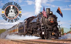 For $3.95, passengers boarded the Grand Canyon Railway for the  first time on September 17, 1901. Shuttered in 1968, the scenic train line was restored between Williams, Arizona, and the South Rim of the Grand Canyon in 1988. – Photos Courtesy Grand Canyon Railway –