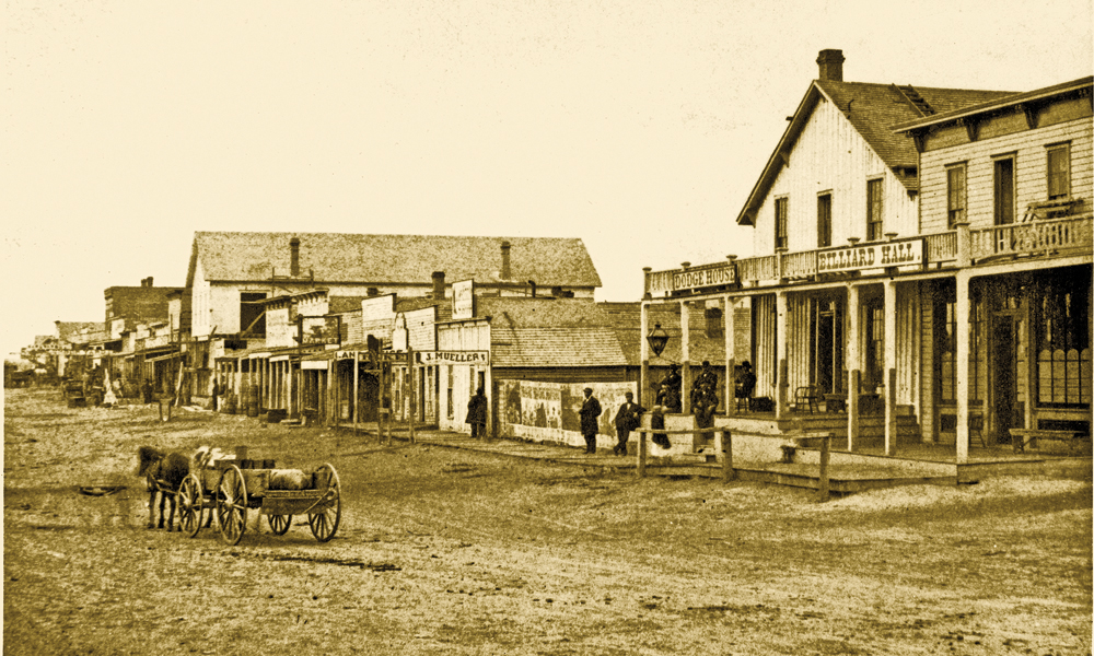History: What was the role of the railroads in the settlement of the Great West?