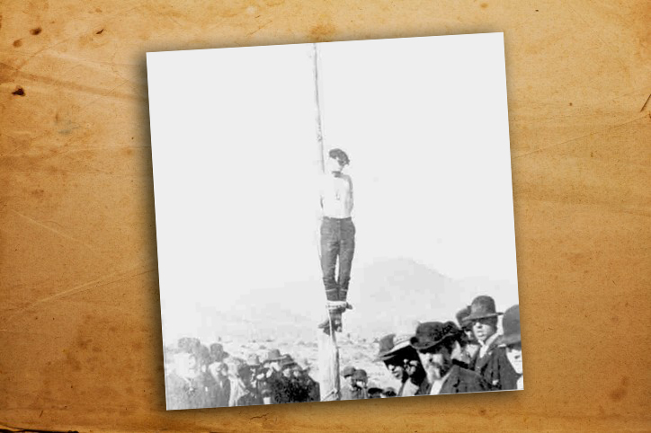 John Heath lynching